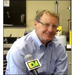 Peter Flemings on the Energy Makers Show