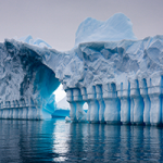 Cryosphere ice bridge