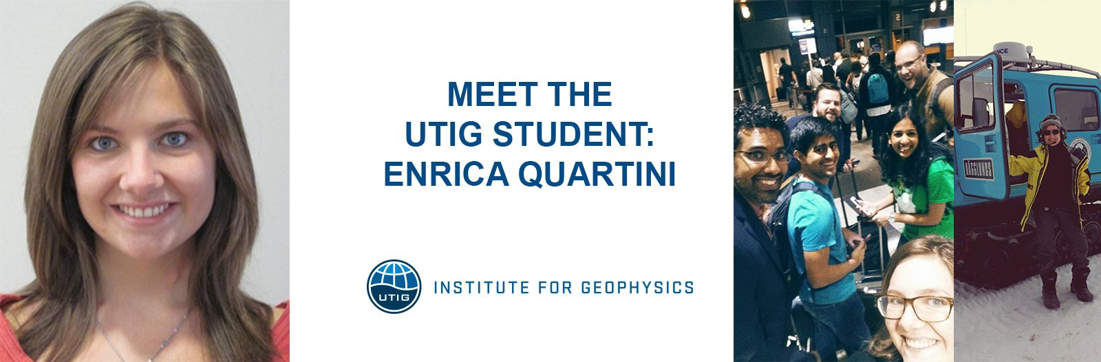 Student Profile: Enrica Quartini